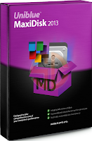 Free Download Uniblue MaxiDisk 2013 v1.0.3.10 with Activator Full Version
