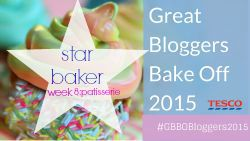 Great Bloggers' Bake Off 2015, Cream Horns Two Ways