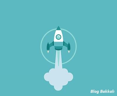 Tombul Roket Yukarı Çık Butonu Yapımı