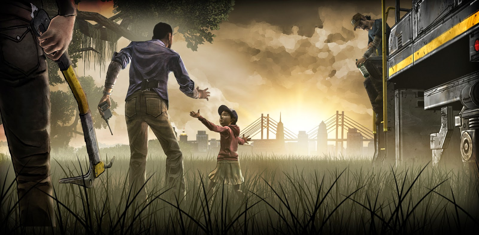 The Walking Dead Episode 3 working game download
