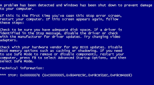Tips dan Cara Mengatasi Laptop/Komputer Blue Screen
