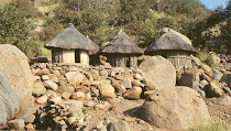 Masorini Hill Archeological Village, Kruger National Park, South Africa