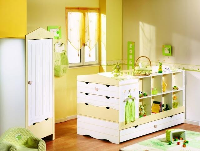 Comment Décorer La Chambre De Ses Bébés Jumelles ~ Des Idées ...