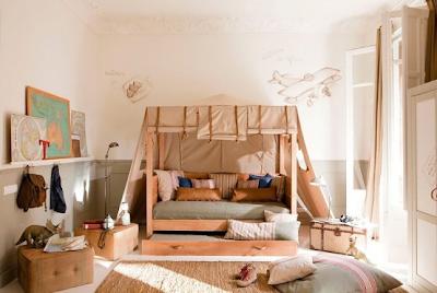 dormitorio dos niños