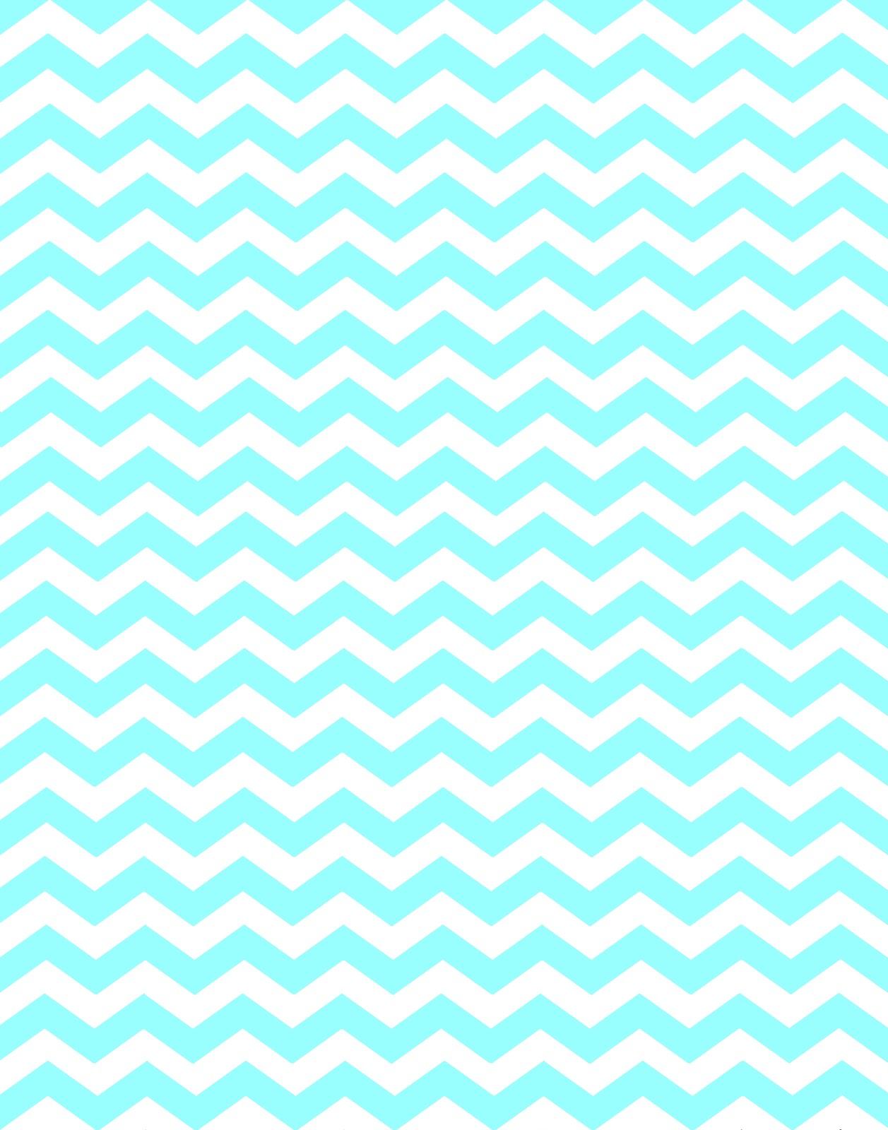 turquoise chevron wallpaper - photo #9