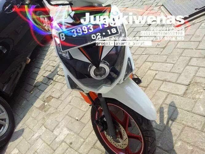 Juragan Lampu Projie Hid Aes Led Yamaha Xeon RC Fulset