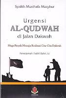 urgensi al qudwah di jalan dakwah rumah buku iqro toko buku online buku dakwah