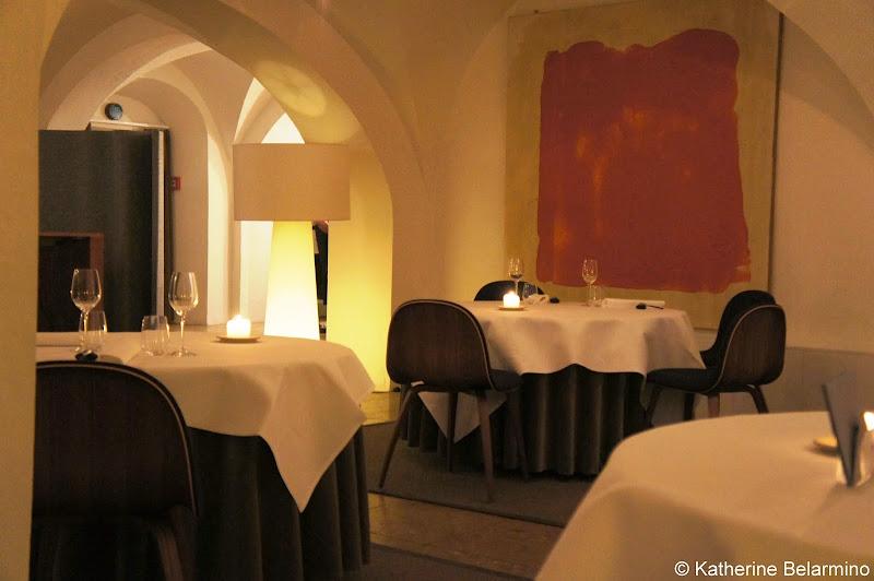 Restaurant AOC Copenhagen Denmark