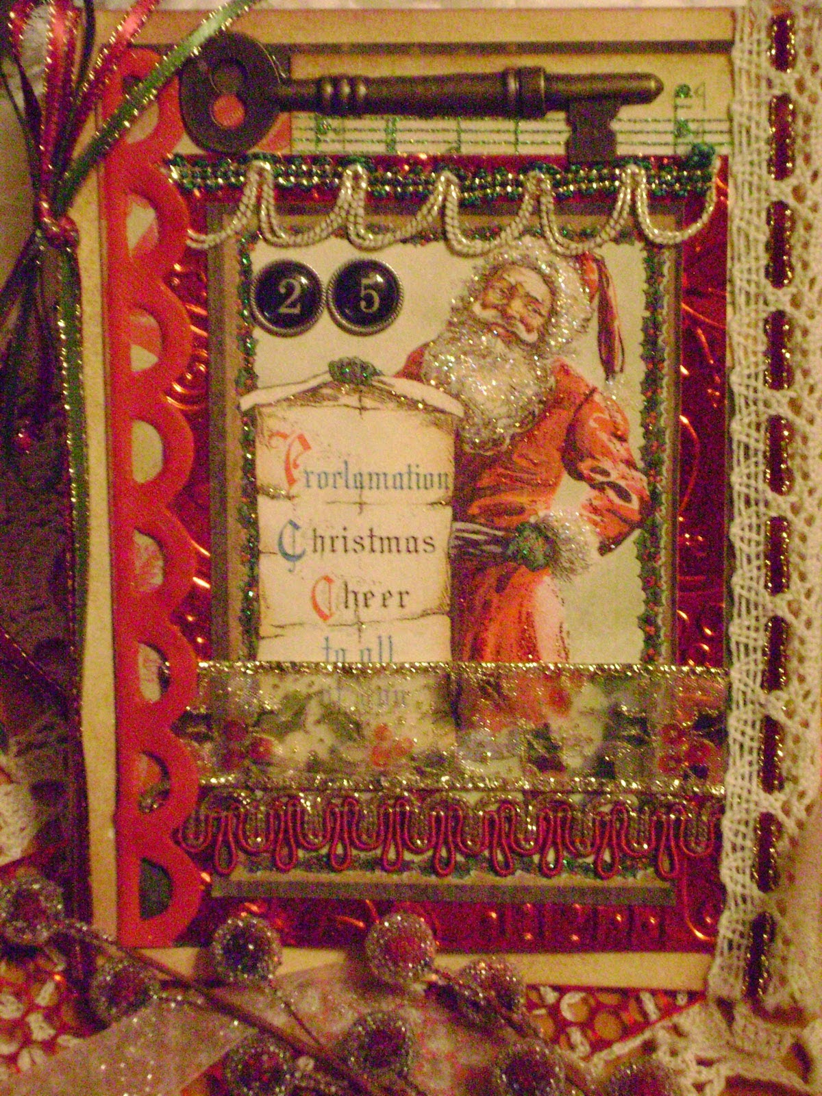 DragonsFaeriesElves&theUnseen : History of the Christmas Card-