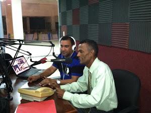 EN EL PROGRAMADE RADIO RAYOS X DE FM 103