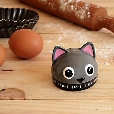 Temporizador de Cocina Gatito