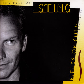 FIELDS OF GOLD   THE BEST OF STING