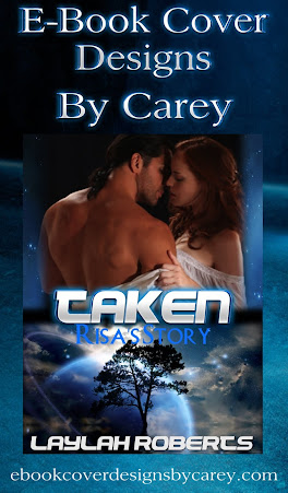 Ebook Cover Designs by Carey