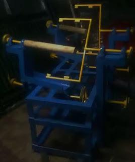 mesin rafia ambon