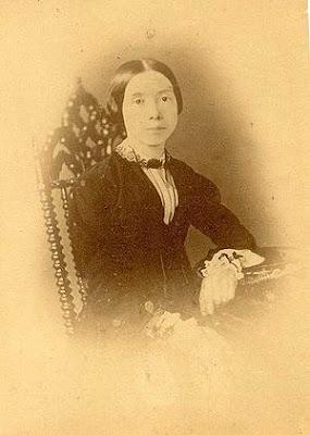 Fotografia d'Emily Dickinson, 1850