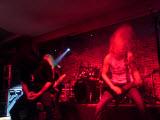 HammerFall, Bucuresti, Hard Rock Cafe, 30 noiembrie 2011 - Joacim, Oscar