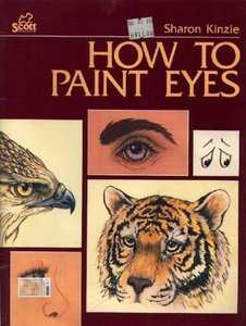 How To Paint Eyes Sharon Kinzie