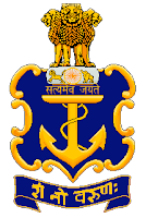 Indian Navy, 12th, Sailor Batch 2015-16, Indian navy logo