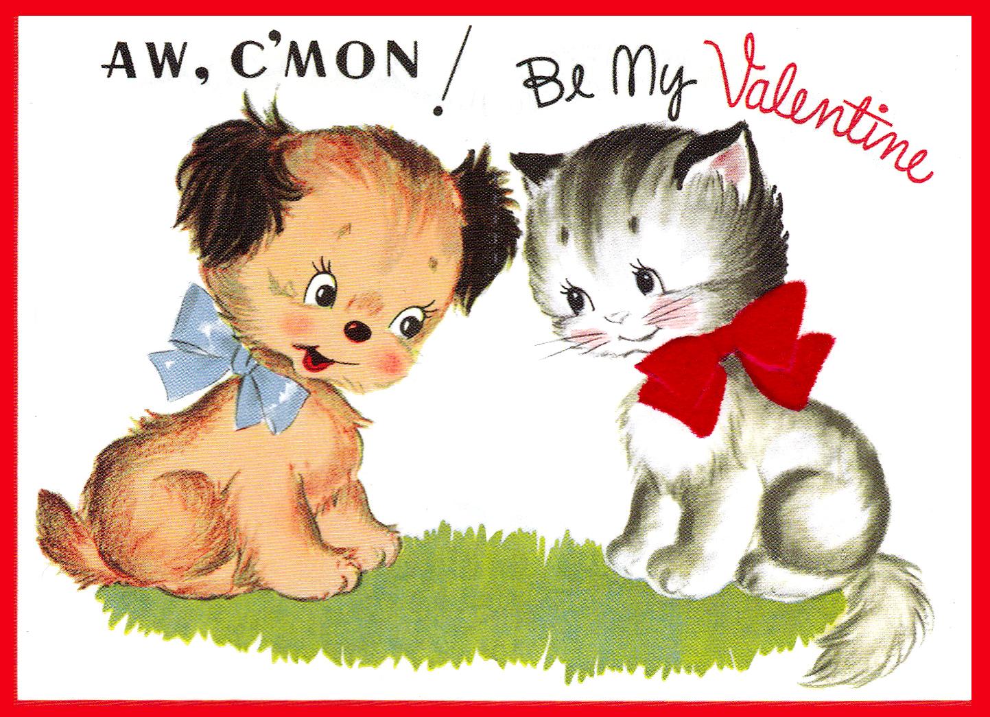 valentine timeline photo