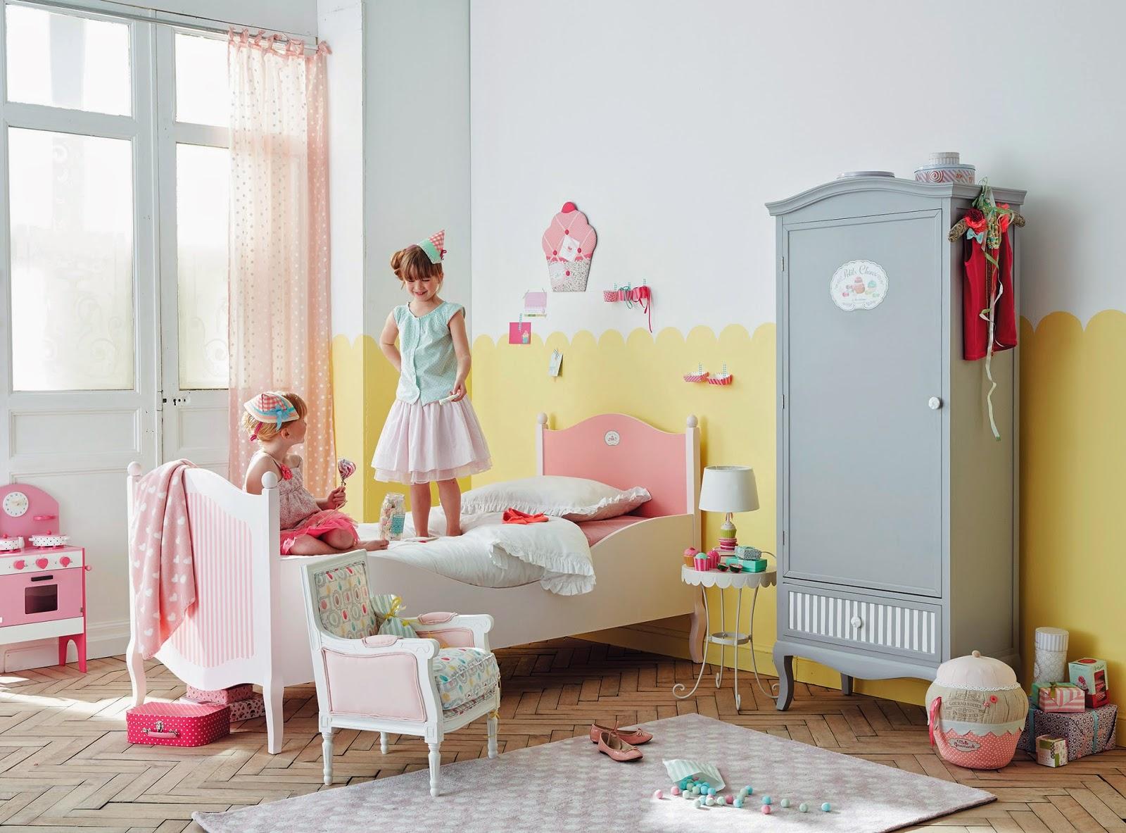 #733E2C Ces Doux Moments: La Chambre Des Kids : Et Si On Changeait  2481 Petite Chambre Mixte 1600x1183 px @ aertt.com