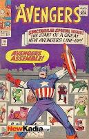 Avengers #16 image