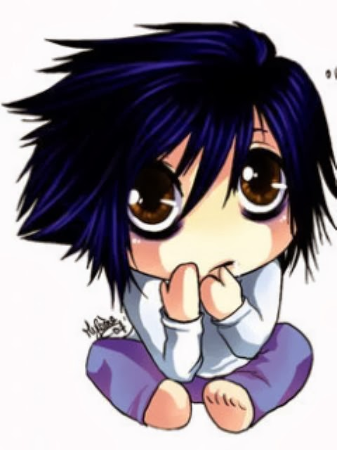 Animes, Series, Desenhos e Rock : ANIME: L - ( Death Note)