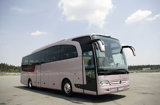 mercedes benz bus bangladesh