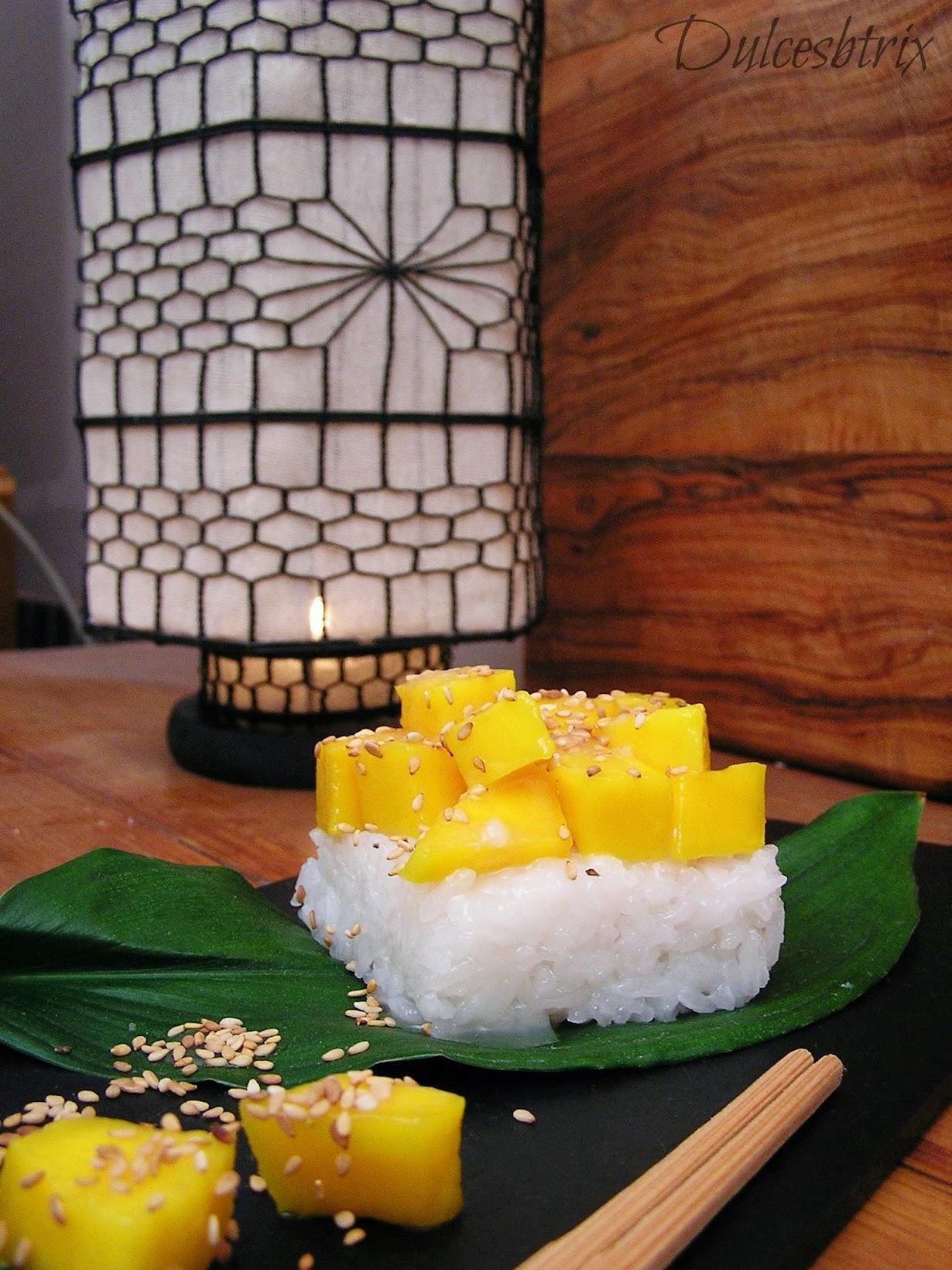 Arroz tailandés dulcesbtrix