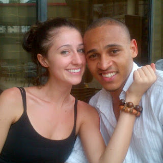 Odemwingie and wife
