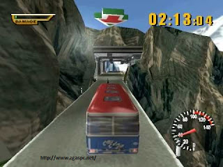 Download Game The Italian Job ISO PS1 Untuk KOmputer zgaspc