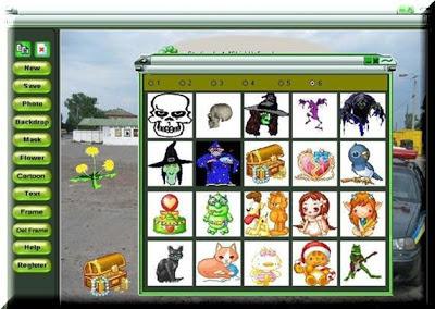 برنامج تعديل على الصور واضافة اطارات - Magic Photo Editor