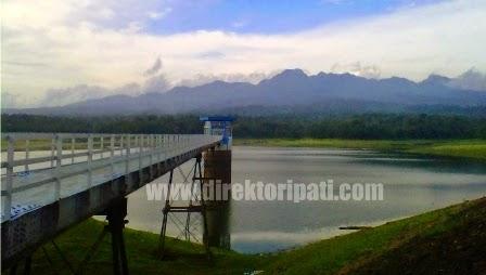 Foto-Foto Waduk Seloromo Gembong Pati