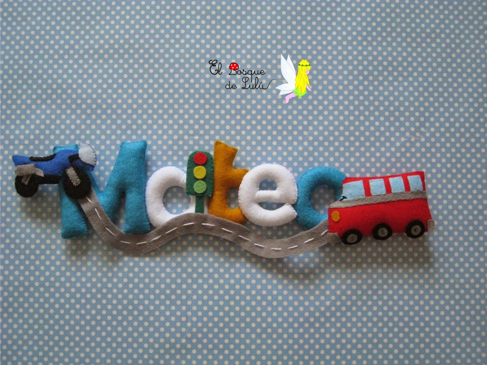 Mateo-nombre-fieltro-decoración-infantil-detalle-nacimiento-regalon-name-banner