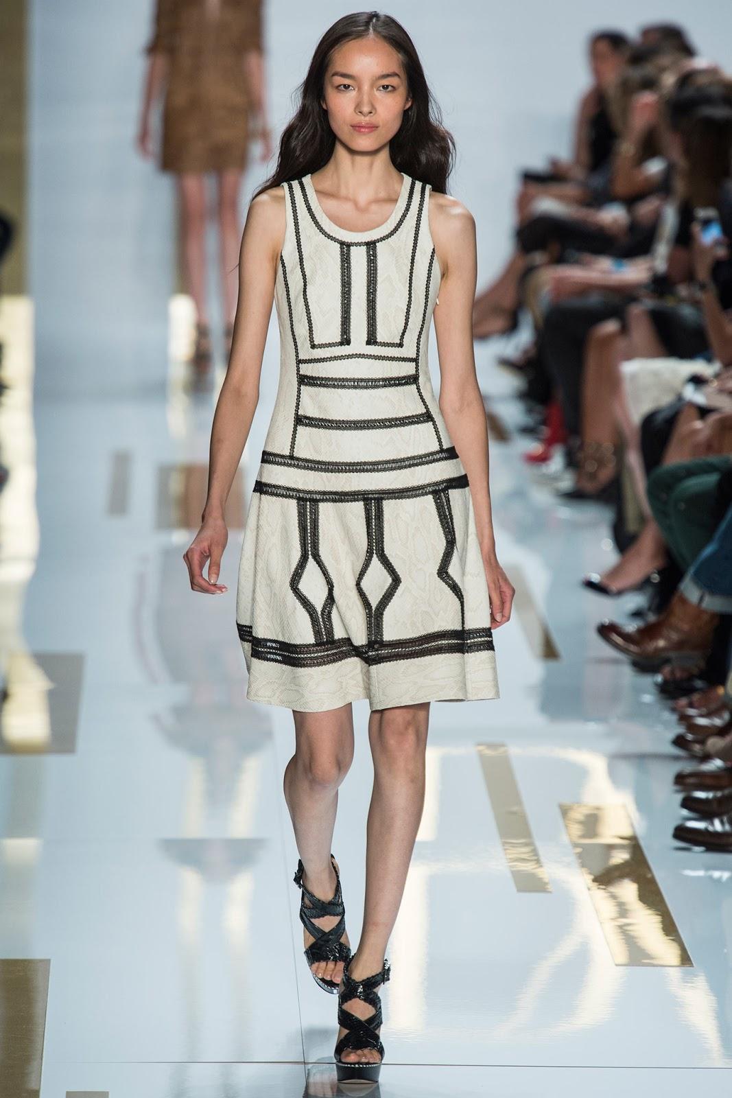 Diane von furstenberg s s 14 new york visual optimism for Diane von furstenberg new york