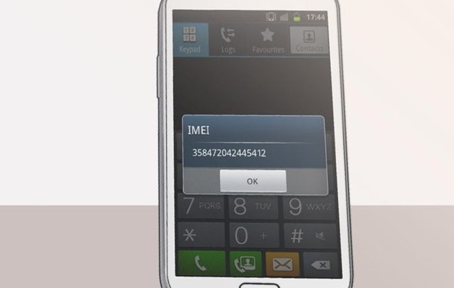 how to change imei number using android emuater