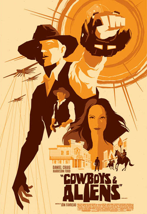 Posters de Cinema - Tom Whalen