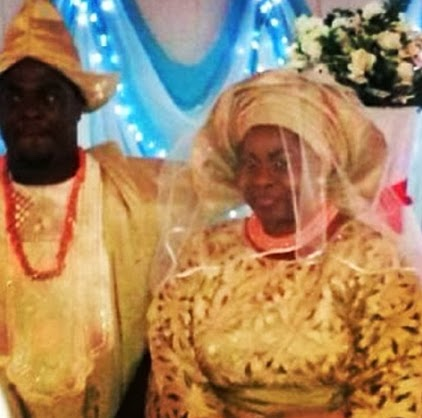 Aremu afolayan marries sugar mummy