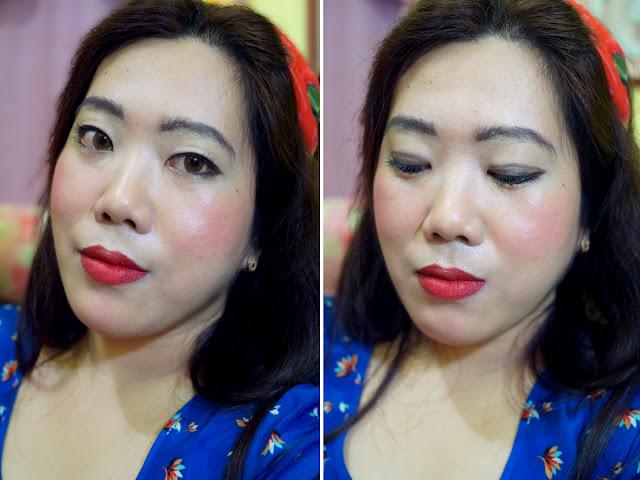 Snow White Makeup Look