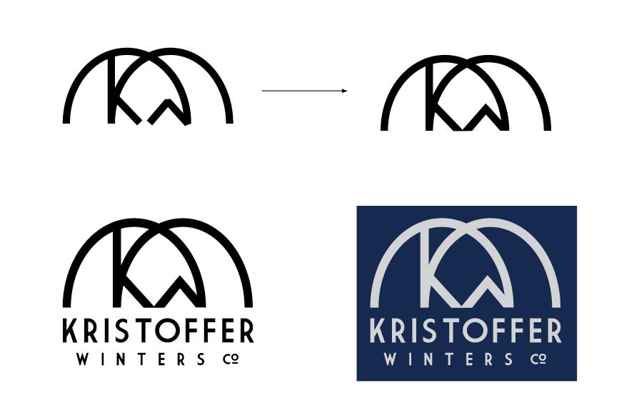 Jamie Smith Design Art Deco Inspired Logo