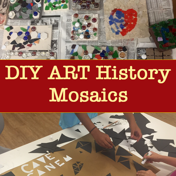 DIY Art History: Ancient Mosaics Lesson Plan