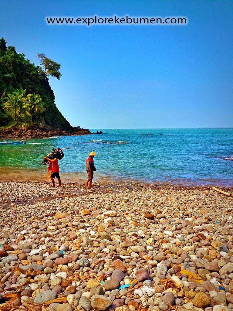Pantai Pedalen Kebumen
