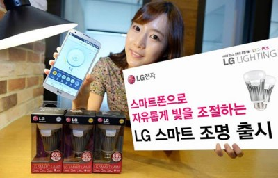 LG Smart Bulb, 'Si Bohlam Pintar' Support untuk Android dan iOS