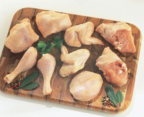 poultry meat Chicken is the most common type of poultry in the world owing to the relative ease and low cost of raising them in comparison to animals such as cattle or hogs, chickens have become.