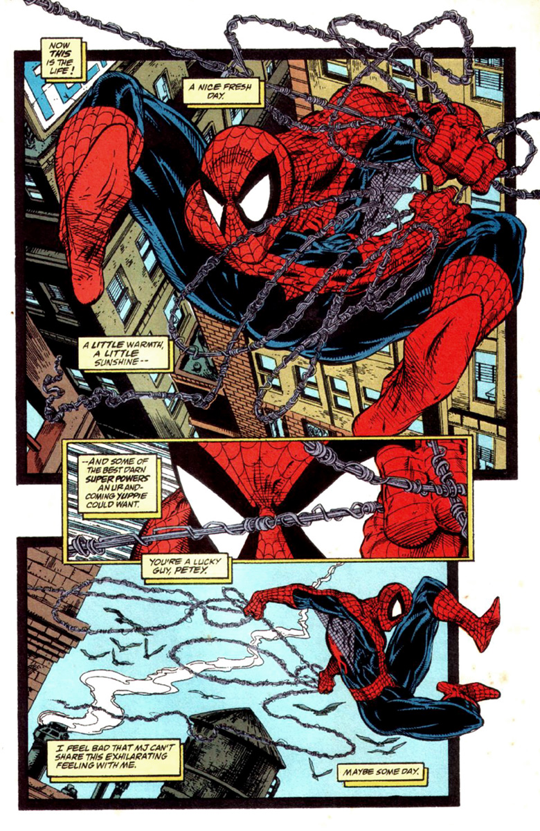 Ryan Adams - Página 13 Spider-Man