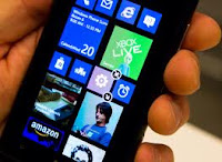 Teléfono con Windows Phone
