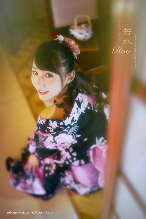 Nữ ca sĩ Nhật Bản xinh đẹp 9