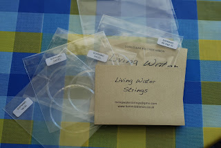 Living Water Ukulele Strings Packaging