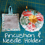 Pincushion & Needle Holder