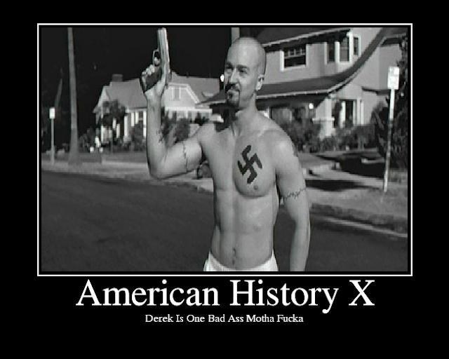 american history x racism essay