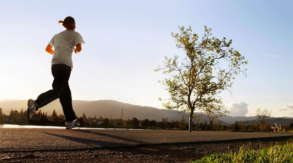 Lari Jogging